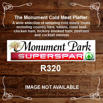 gallery/monument cold meat platter