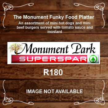 gallery/monument funky foods platter